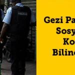 Gezi Parkı Olaylarında Sosyal Medyanın Kontrolsüz ve Bilinçsiz Kullanımı