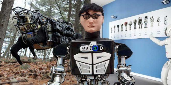 Akınsoft, Honda ve Boston Dynamics Robotları