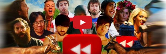 2013'te Youtube'da Neler İzlemişiz?
