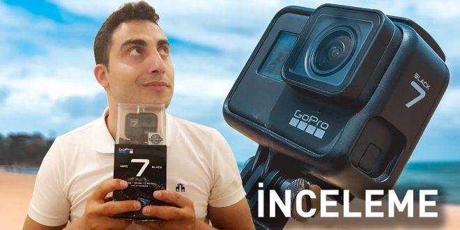 GoPro Hero Black 7 Deneyim ve İnceleme