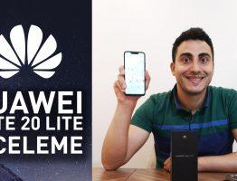 ÖTV Zamlarından Sonra Alınabilecek En İyi Telefon – Huawei Mate 20 Lite