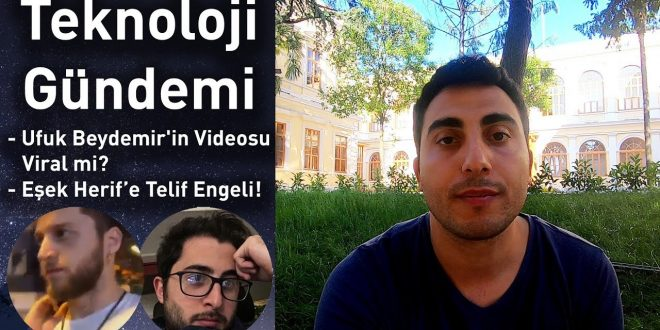 Ufuk Beydemir'in Videosu Viral mi? Eşek Herif'e Telif Engeli!